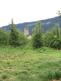 Alte kleine Kirche