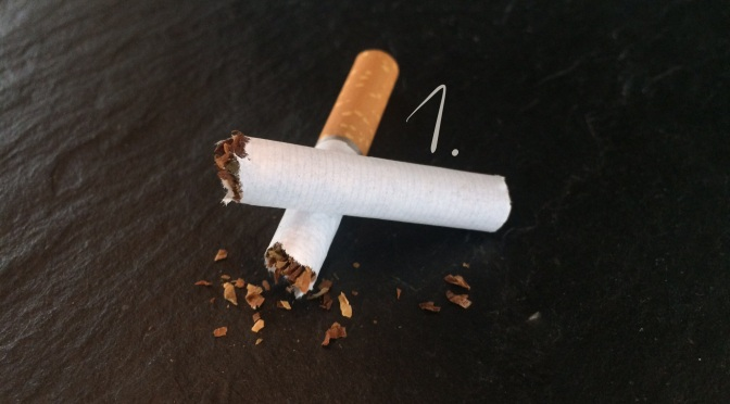 10 Tipps, um mit dem Rauchen aufzuhören –  Teil 1