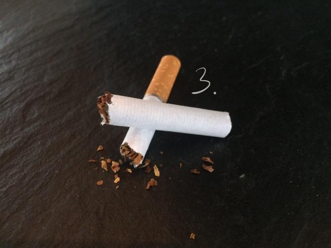 10 Tipps, um mit dem Rauchen aufzuhören – Teil 3