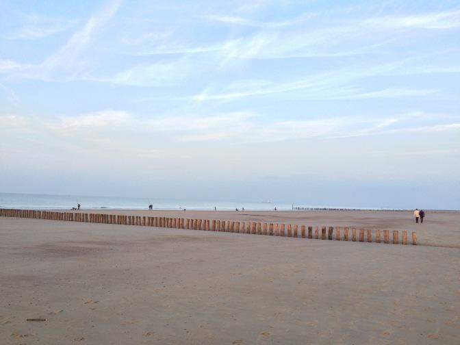 Nordsee im Winter – aufregend und entspannend