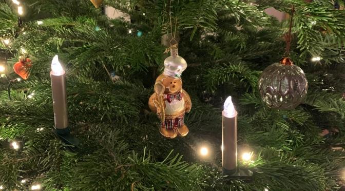 Vorbereitungen für Weihnachten laufen